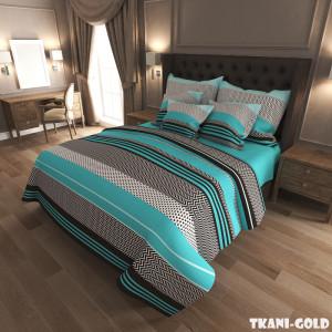 Ткань для постельного белья Бязь Голд Линии